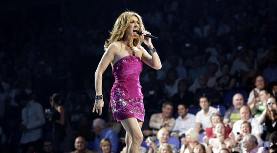Céline Dion : 2 albums & un concert au printemps