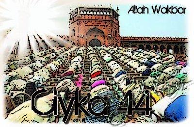 ۞Celui qui entend la voix d'un homme qui appelle les musulmans à l'aide et qui ne répond pas, n'est pas un musulman.