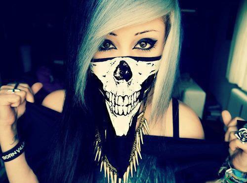 emo emo girl