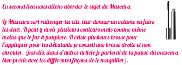Make up n°1