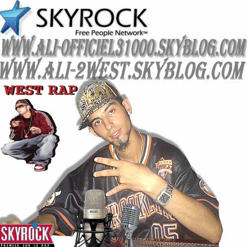 ali west rap