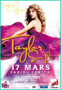 P'tites news + Un coup de coeur de toujours, Taylor²