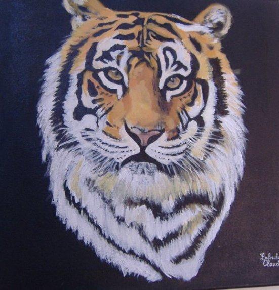 téte de tigre