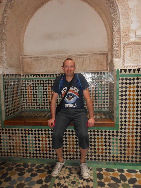 Septembre 2015 Voyage à Marrakech!!