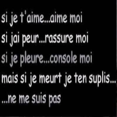 poeme d'amoure