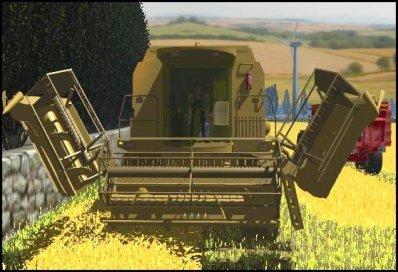 Moisson du blé 2011 - suite et fin