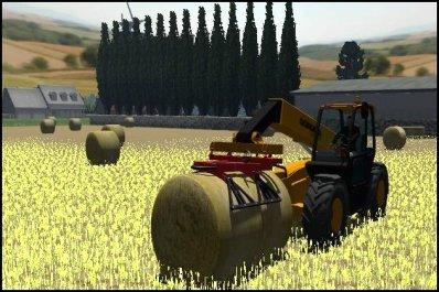 Pressage du blé 2011 - suite et fin