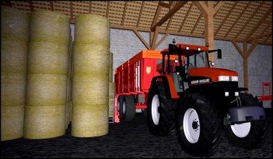 Préparatif des moissons de maïs 2011