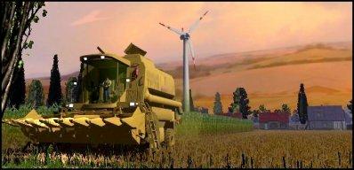 Moisson de maïs 2011 - suite et fin