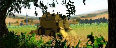 Moisson de maïs 2011 - 2° parcelle - suite