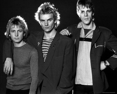 Photo du jour : The Police ♫
