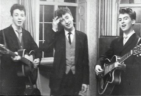 John, Paul & George