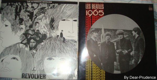 Mes vinyles des Beatles