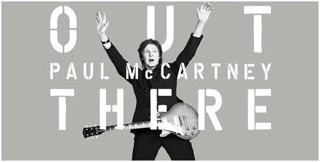 Out There : la nouvelle tournée de Paul McCartney