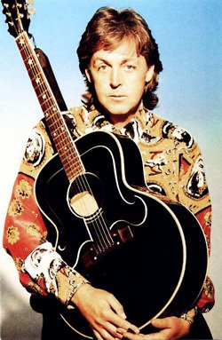 Happy Birthday Sir Paul McCartney ! ♥