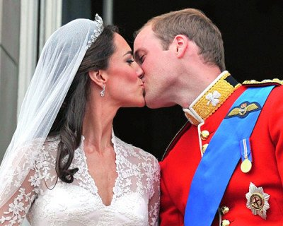 Kate Middleton & Prince William