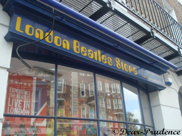 Jess' in London : part three ☮