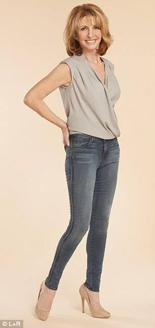 Jane Asher as a model ♥