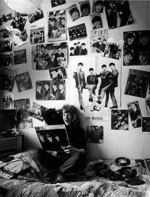 Photo : moi dans ma chambre