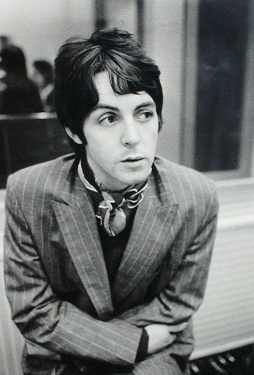 Pour Soso ♥ Paul McCartney en 1967