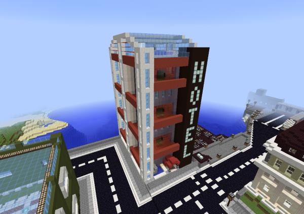 Minecraft village ville pays adnes - Video de minecraft ville ...
