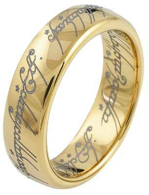 Parce que vive le Seigneur des anneaux