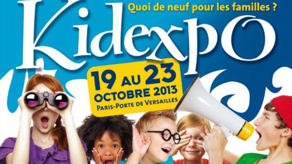 KID EXPO 2013 GDF SUEZ FRANCE AGENCE INNATENDU 18 AU 23 OCTOBRE