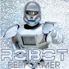 ROBOT PERFORMER FOIRES AU VINS NUIT BLANCHE A COLMAR 2015 !