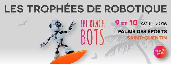 ROBOT-PERFORMER  au salon Robonumérique a saint quentin