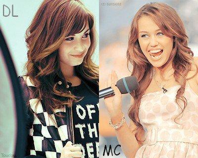 Demi Lovato, l'ennemie jurée de Miley Cyrus...
