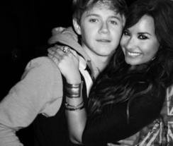 Niall Horan : Il a rencontré les soeurs de Demi Lovato ^o^'