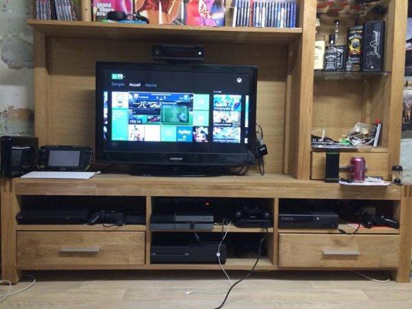 Mon espace gaming