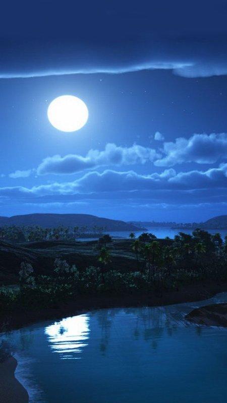 ...................................Une ville la nuit…