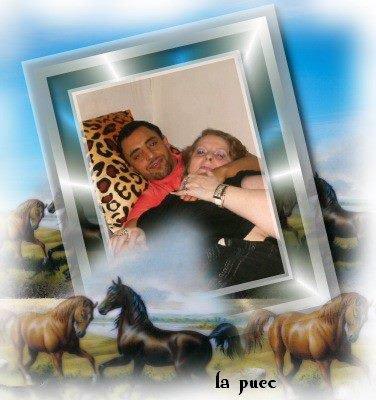 Moi et l'homme de ma vie  ( Mon mari