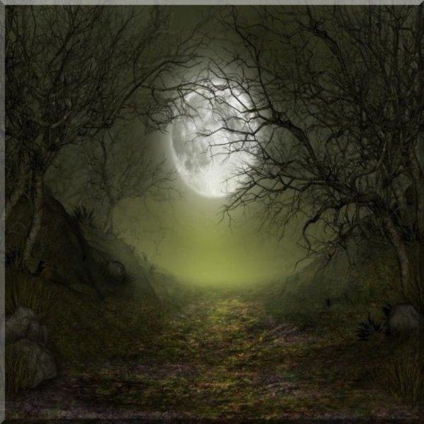.......................................La pleine lune