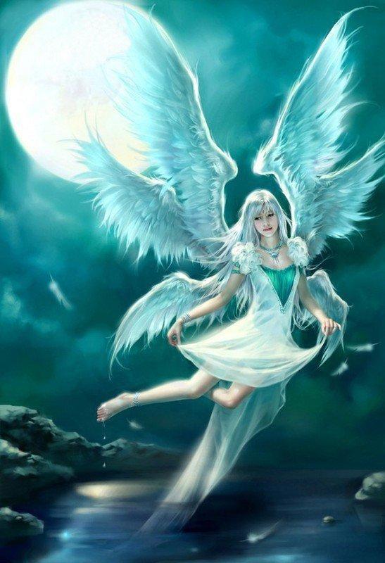 Comme un ange...