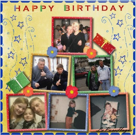 A mon fils adoré, ma plus grande fierté et ma joie de vivre                                                 joyeux anniversaire