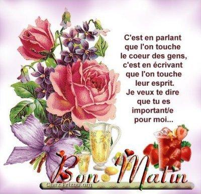 Poème Du Matin Blog De Super Tite Puce