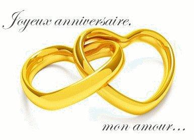 joyeux anniversaire de mariage mon homme