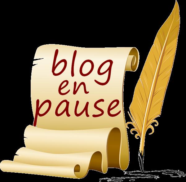 Blog en pose jusqu'a lundi