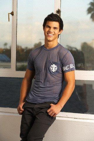 1- Taylor Lautner