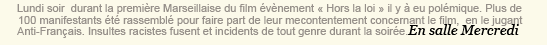 . PEOPLE - Hors la loi, le film évènement de Rachid Bouchareb qui fait polémique   ! .