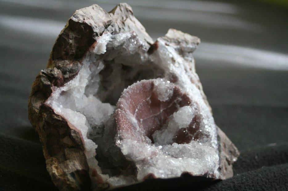Ma passion ... les minéraux