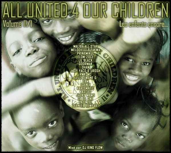 ALL UNITED 4 OUR CHILDREN-II/I / Sam - Enracinement (Prod Cristo Baba/Nico Juice) (2014)