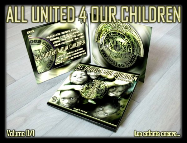All United 4 Our Children - Vol. II/I  / DHAN-VOU E MWEN (2016)