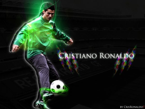 ronaldo freestyle