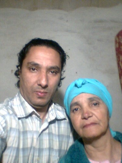 ME WITH MY MOTHER
