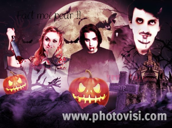 jeu devinette spécial Halloween