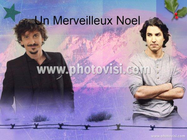 One shot Noel : Un Merveilleux Noel