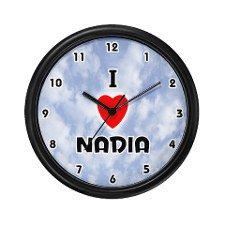i love you nadia